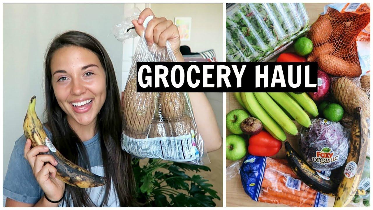 BIG Grocery Haul!! (Stocking My Empty Fridge)