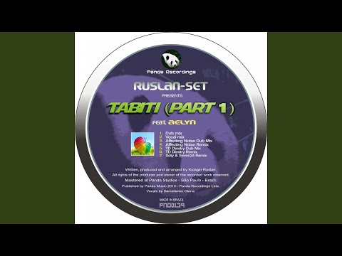 Tabiti (Dub Mix) (feat. Aelyn)