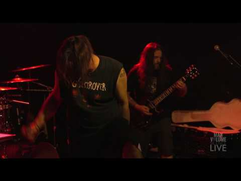 AMPALLANG INFECTION live at Saint Vitus Bar, Jun. 15th, 2017