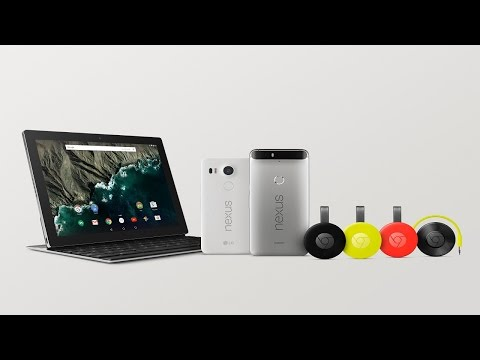 Google - September Press Event 2015