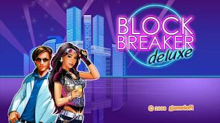 Block Breaker Deluxe Wii Playthrough - Arkanoid Clone With HORRIBLE Motion Controls