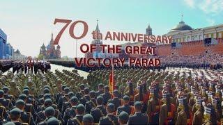 4K UHD 50fps Парад Победы на Красной Площади 70 летие (09.05.2015) 2160p