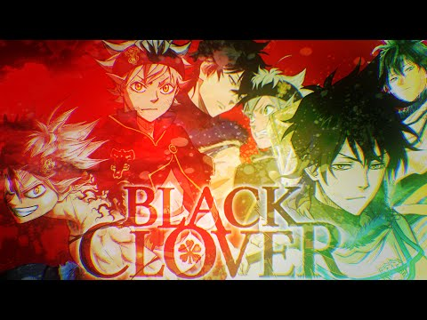 black clover 「AMV」- Heart of Courage