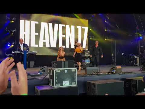 Heaven 17 - Temptation (Extended, Live) - Norwich May 26th 2018
