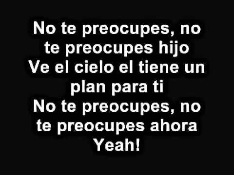 Dont You Worry Child En Español