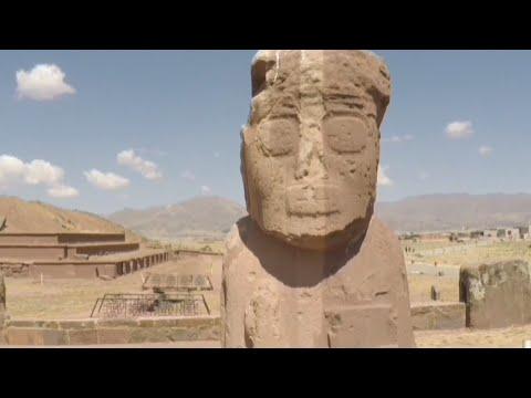 La Paz, cable cars & alien ancestors! Bolivia pt2