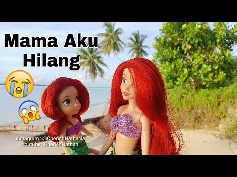 Barbie Frozen Elsa Puteri Duyung Ariel Cantik L Video Cerita