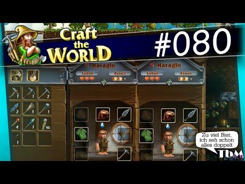 Craft The World #080 — Ei der daus, Zwillinge! [DE][Cam][Let's Play]