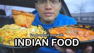 I'm deeply in love with INDIAN FOOD *MUKBANG