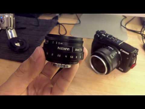 """ผลไม้รีวิว:เลนส์Fujian 35mm f1.6 mk2 """"เทพถ่ายคน ราคาสิวๆ"""""""