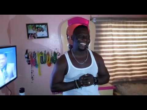 Sara de Grate is wishing everyone merry Christmas lol - Sierra Leone comedy