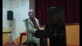 "Etienne Bouchard chante ""Samuel de Champlain"""