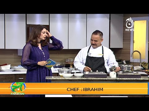 Fresh Fruit Tartlets & Choclate Walnut Pudding Recipe   Aaj Pakistan with Sidra Iqbal   Aaj News
