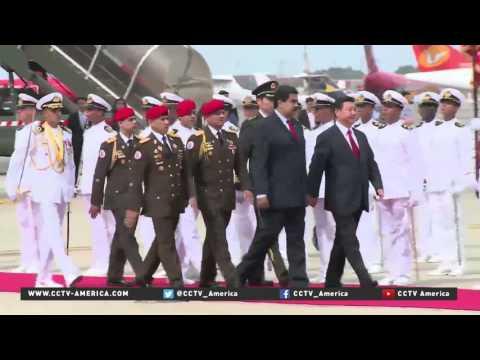 Venezuela relying on China to keep its economy afloat