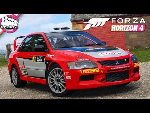 FORZA HORIZON 4 #136 - Evo 9 auf Punktejagd! - Let's Play Forza Horizon 4 thumbnail