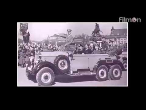 Hitler driving a 6x6 Mercedes (Top Gear) - YouTube