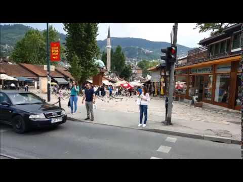 سراييفو عاصمة جمهورية البوسنة والهرسك  Sarajevo the capital  Bosnia and Herzegovina