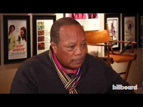 Quincy Jones Q&A: The Legendary Producer At 80