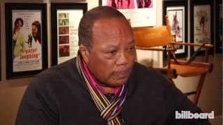 Quincy Jones Q&A: The Legendary Producer At 80