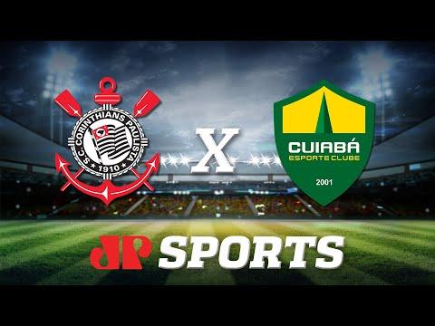 Corinthians 3 x 1 Cuiabá - 11/01/20 - Copa São Paulo - Futebol JP from YouTube · Duration:  2 hours 16 minutes 23 seconds