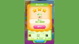 Candy Crush Jelly Level 131 -  no boosters