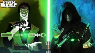 Download Everything Luke Did When Building His GREEN Lightsaber - Star Wars Explained Mp3 and Videos