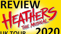 3* REVIEW Heathers Musical UK Tour 2020 Preview