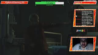 Let's play Resident Evil 2 - From the Dark - Part 12 Scary Shii