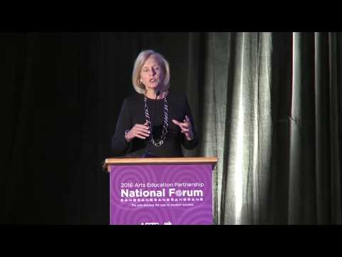 2016 AEP National Forum Closing Keynote Speaker - Paula Kerger