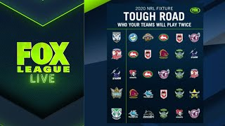 Is the new 2020 NRL Draw fair?