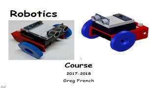 Robotics Lesson 2