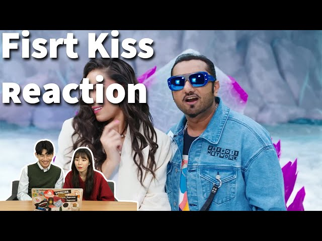 [REACTION] First Kiss: Yo Yo Honey Singh Ft. Ipsitaa | Bhushan Kumar