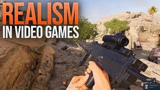 Realism in Video Games (Insurgency Sandstorm)