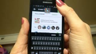как отправить сообщение в личку в Инстаграмм....видео от Оксаны Полонской