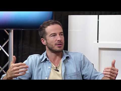 TRENDing with actor Ryan Carnes