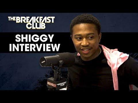 Shiggy Teaches Breakfast Club Old-heads The In My Feelings Challenge