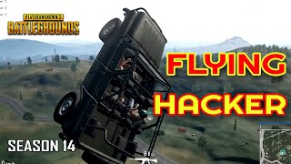 Flying Hacker with Season 14 | PUBG Mobile | #YouTECHtamil | #YTT