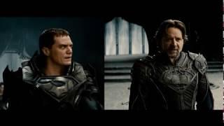 Superman 1978, Man of Steel & Krypton