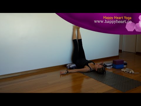 free yoga class restorative poses for low back hips