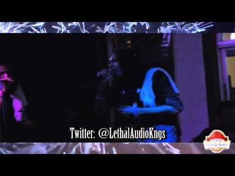 Lethal Audio Live Performance | The Re-ViewZz | @ViewZzMedia