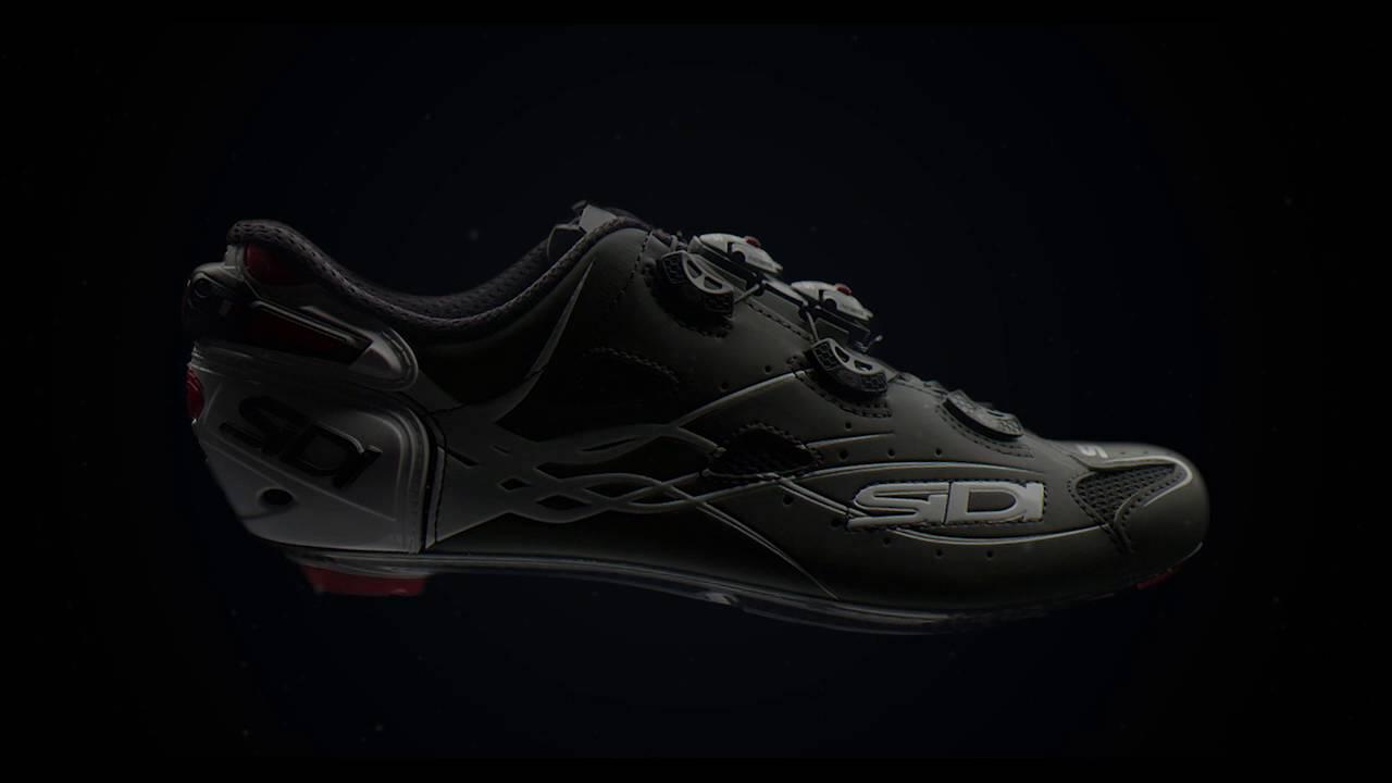Sidi Shot Road Shoe - matt black - Bike24
