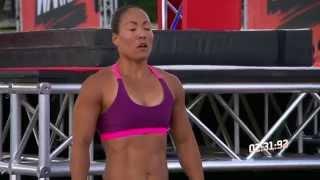 """Jenny """"Kitsune"""" Adolfsson till semifinal i Ninja Warrior"""