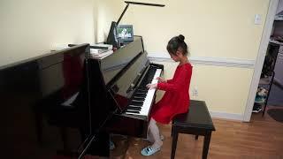 10/17/18 Mozart 2nd movement K545-Zoe