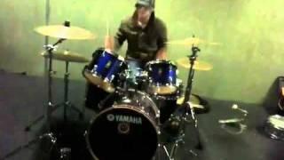 Me, Myself and Irene Drums by Ryan Hazlewood