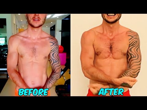 Creatine Before And After 30 Day Transformation