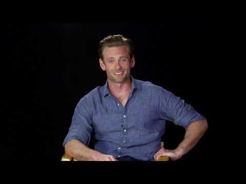 "Fifty Shades Darker ""Jack Hyde"" Interview - Eric Johnson"