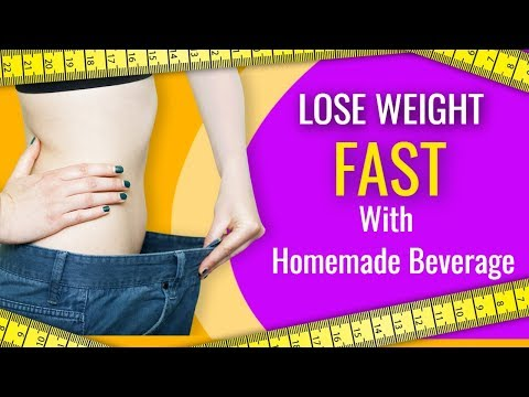 amazing-way-to-lose-weight-fast-with-this-homemade-beverage