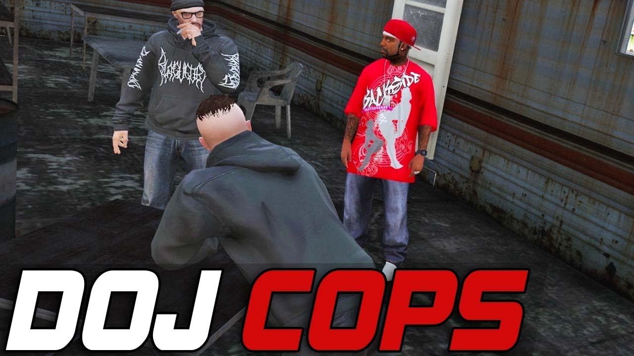 Dept. of Justice Cops #293 - Chrome Theft (Criminal)
