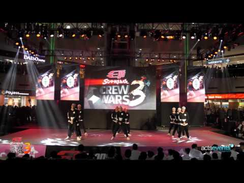 Ego Supreme Crew Wars 3 | High School Elims | La Salle Greenhills | Airforce