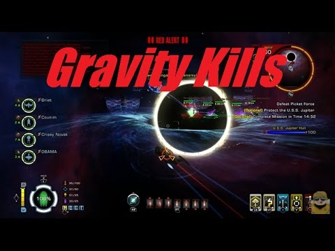 Star Trek Online - Gravity Kills *New* PVE
